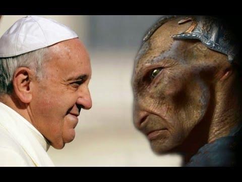 Project L U C I F E R  and the Vatican's Plan for an Alien Savior