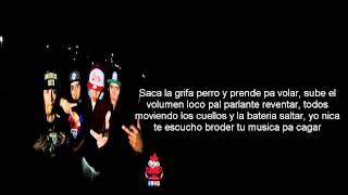 02.Guerreros Del Bajo - Gorillaz Represent (Letra)