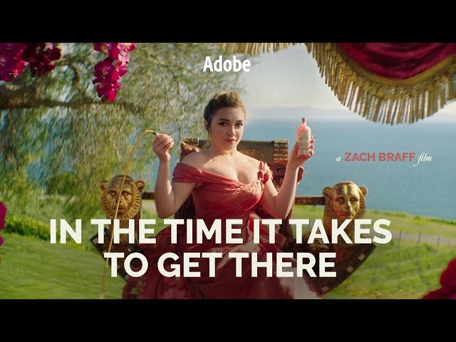 In The Time It Takes To Get There - Trailer | Adobe Creative Cloud