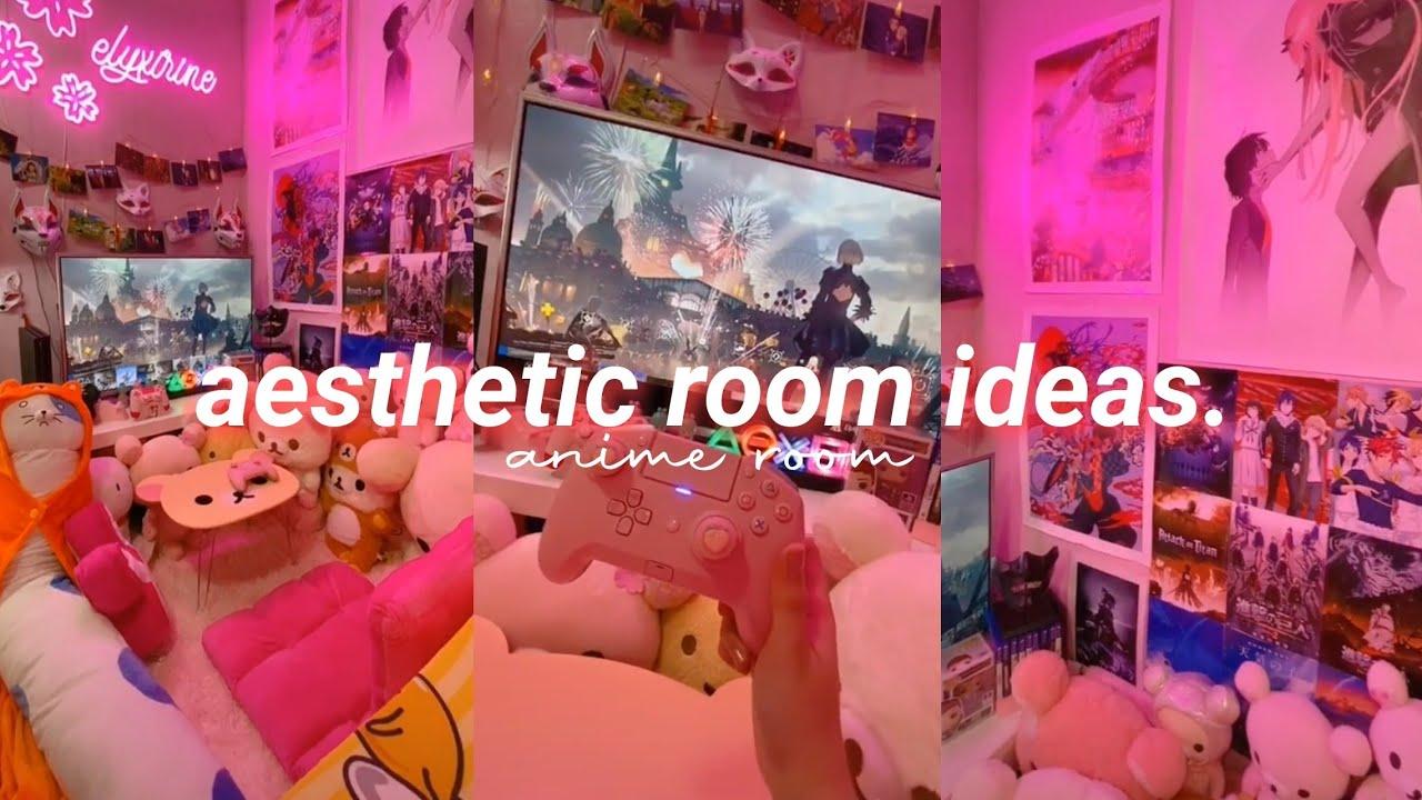 Aesthetic Anime Room Ideas Youtube