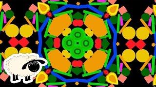 Altatódal babáknak 2 - nyugtató, klasszikus zene (kaleidoszkóp)
