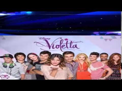 *Violetta* CD  4 completo + letra + video