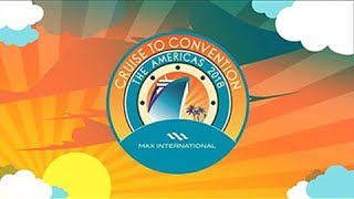 Max Convention Cruise 2018