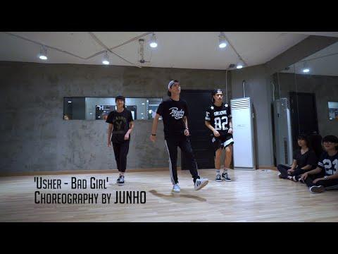 JUNHO Class | Usher - Bad Girl | Soul Dance School 쏘울댄스