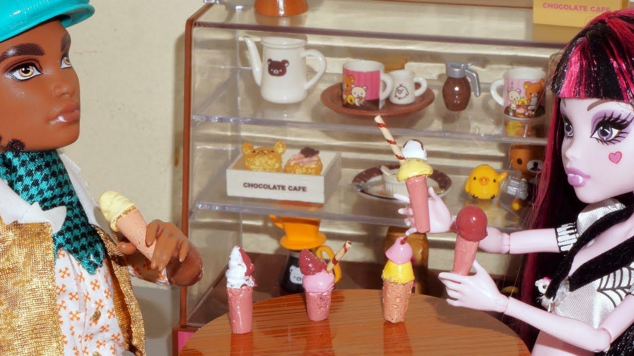 como fazer sorvete de cola quente para boneca monster high barbie etc youtube. Black Bedroom Furniture Sets. Home Design Ideas