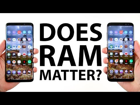 REAL LIFE Samsung Galaxy S9 Plus vs S8 Speed Test (Don't buy the regular S9!)