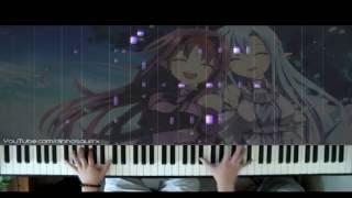 「Sword Art Online II」 ED3 - Shirushi シルシ (piano solo) // LiSA Thumbnail