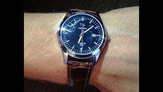 Кварцевые часы с AliExpress