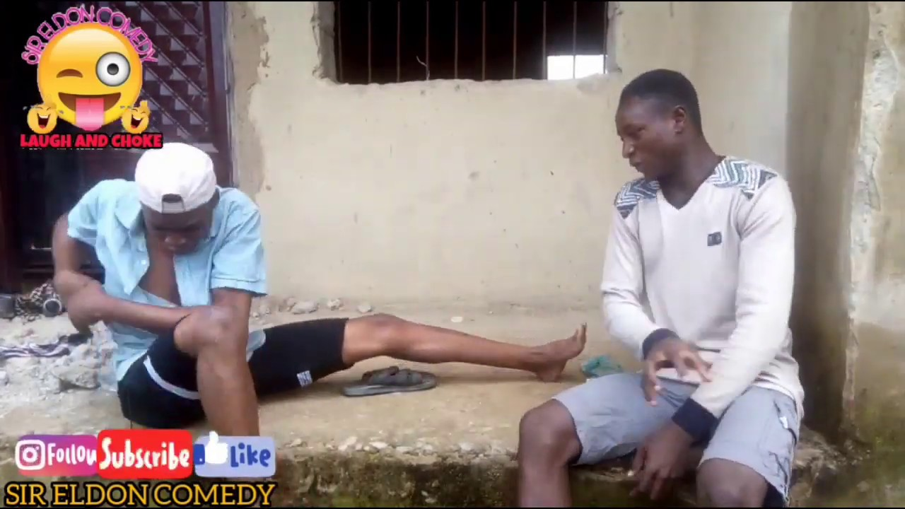 Download EVIL GAMBLER||REAL HOUSE OF COMEDY FT SIR ELDON COMEDY