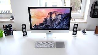 Der 5K Retina iMac von Apple im Test! (ausführliches Review) - felixba