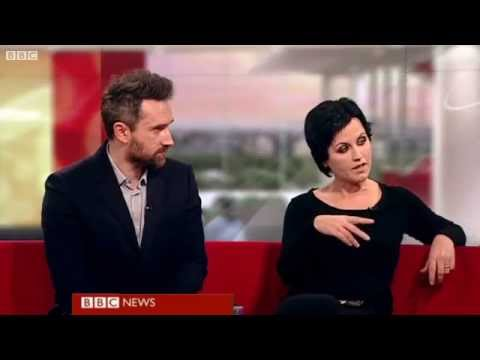 BBC News - The Cranberries' O'Riordan 'We went a bit mental' (And preview of Tomorrow video!)