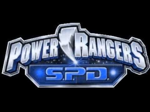 Power Rangers SPD Theme Song