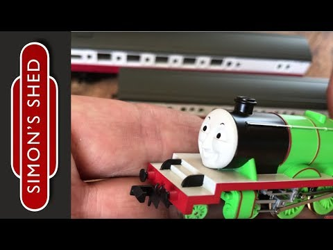 Thomas & friends: Henry and the express coaches