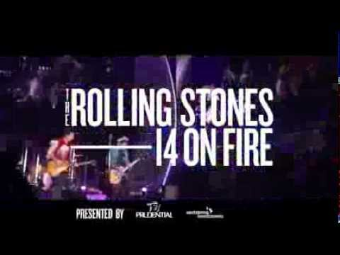 The Rolling Stones 14 On Fire Asia Tour