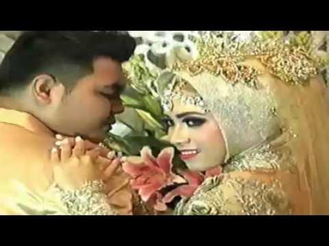 Live Streaming Wedding Dheka dan Wanda