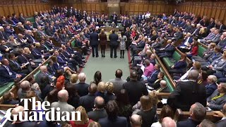 MPs find government in contempt of parliament in historic motion thumbnail