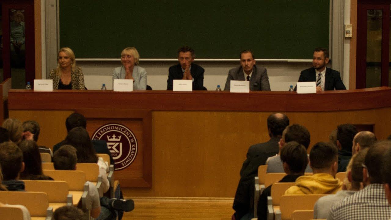 Debata przedwyborcza - Miszalski, Berkowicz, Gdula, Bubula, Ścigaj