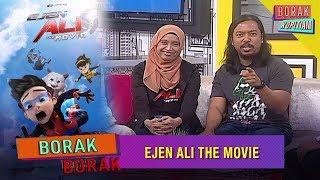 Borak Borak: Ejen Ali The Movie | Borak Kopitiam (29 November 2019)