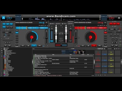 VIRTUAL DJ MINIONS REMIX /HIMNO ELECTRONICO/MEZCLA DJ
