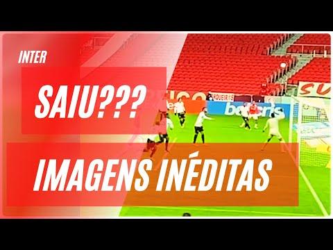 Ângulo inédito do gol do Inter/ A bola saiu? / Inter fará reclamação formal / Torcida quer MAR fora