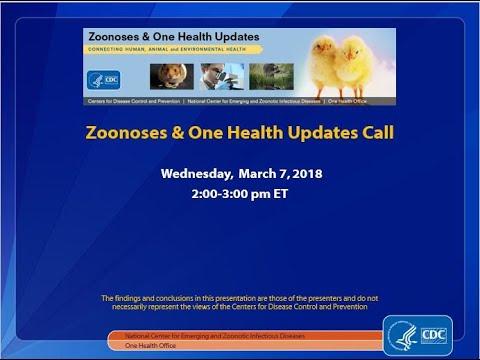 CDC ZOHU Call March 2018