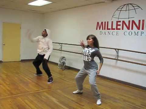 Move Shake Drop (remix) - DJ Laz ft. Flo Rida & Pitbull-Choreographed by Brooklyn Jai