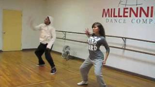 Move Shake Drop (remix) - DJ Laz ft. Flo Rida & Pitbull-Choreographed by Brooklyn Jai