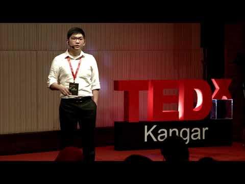Navigating Through the Sea of Information in Digital Era | Adrian Hia | TEDxKangar