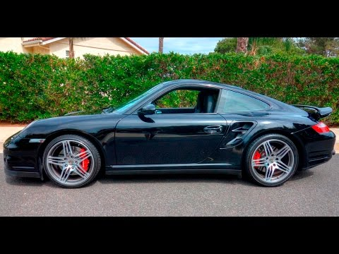 2007 Porsche 997.1 Turbo - One Take