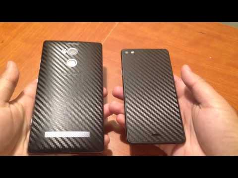 Skinomi Skins Review   Pure XL and Vivo Air LTE