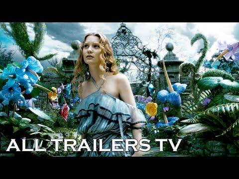Кадры из фильма Алиса в Зазеркалье