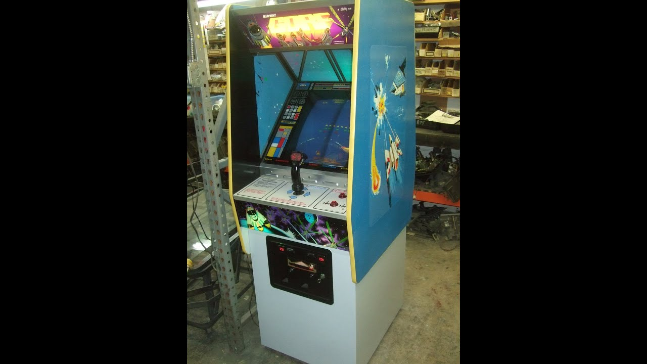 515 Bally Midway GORF Arcade Video Game- Nicest One in the World ...