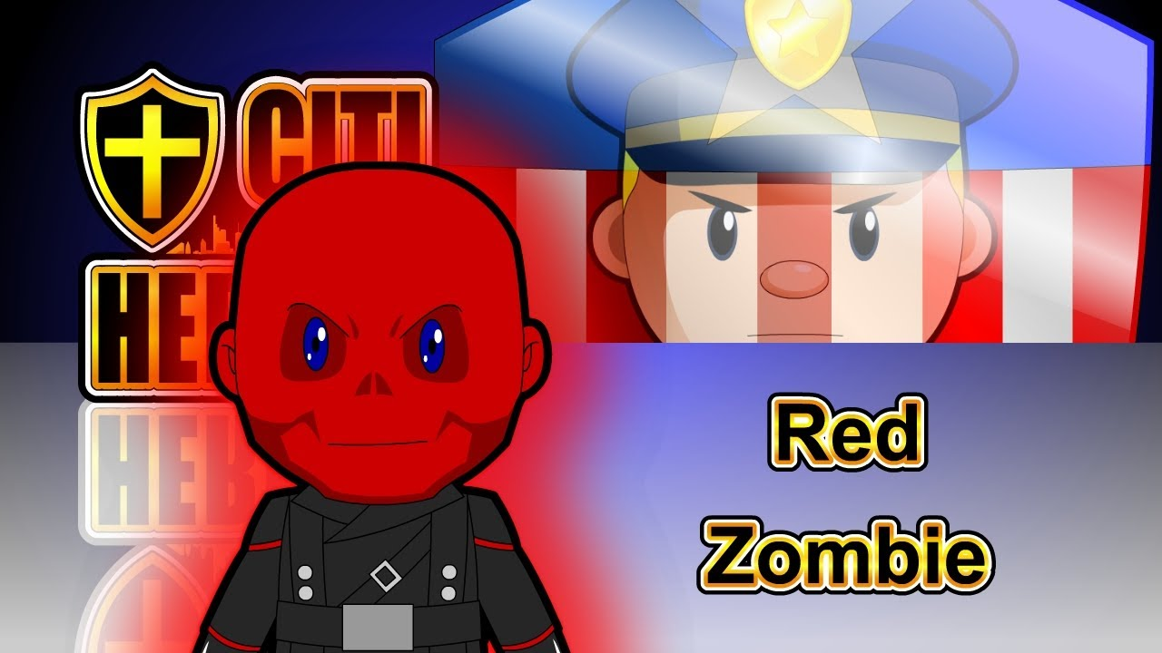 """Citi Heroes EP123 """"Red Zombie"""""""