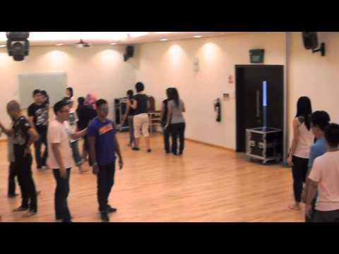 IMPROV - Driving Games For Delegation and Servant Leadership (In-House Training for Neoedge Pte Ltd)