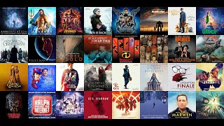 BEST MOVIE SOUNDTRACKS 2018 (THE MOST BEAUTIFUL, EPIC & AWESOME SCORES)