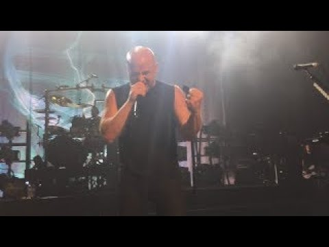Disturbed  Prayer  at The VIC Theatre 10102018