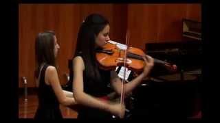 Sonata para viola en re menor, allegro moderato - GLINKA, por Cristina (17)