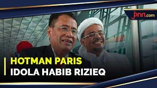 Lihat, Hotman Paris Berpose Bareng Habib Rizieq - JPNN.com
