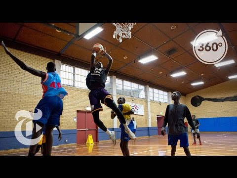 South Sudanese Stand Out In Australian Basketball | The Daily 360 | The New York Times