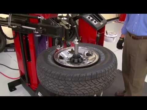 Revolution Tire Changer Training - Steel Wheel Service Tips
