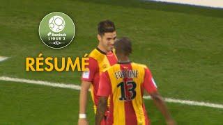 RC Lens - Gazélec FC Ajaccio (2-0)  - Résumé - (RCL - GFCA) / 2017-18