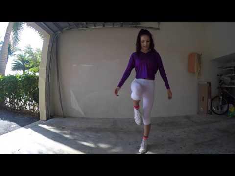 Shuffle Tutorial 2 (Back & T-Step)