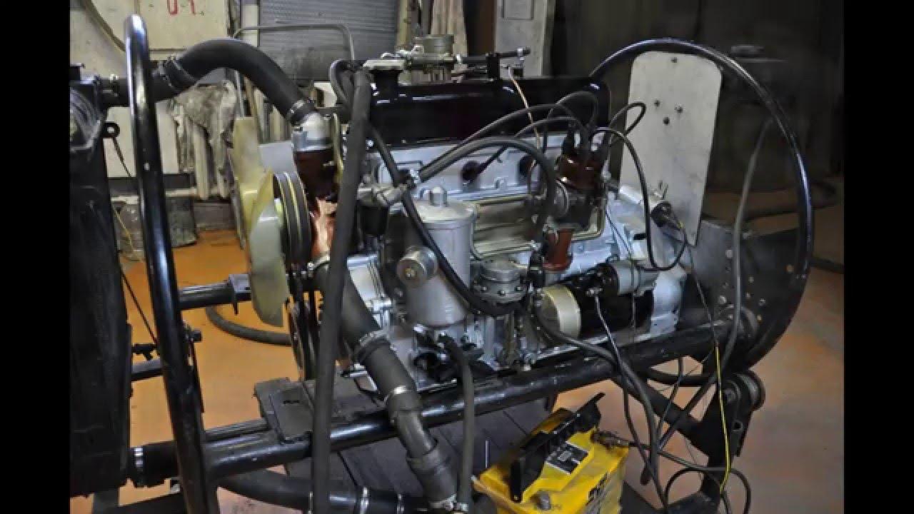 ГАЗ 24 Волга Двигатель