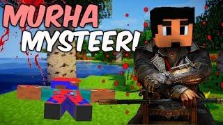GOLEMIA KIUSATAAN || Murder Mystery || Minecraft Minipelit