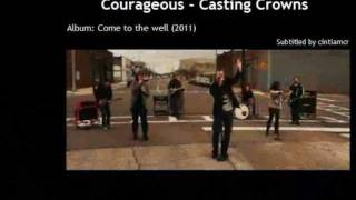 Courageous - Casting Crowns - With Lyrics