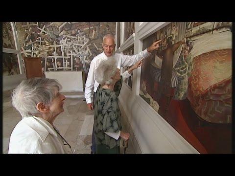 Jon Snow visits 'Britain's Sistine Chapel' | Channel 4 News