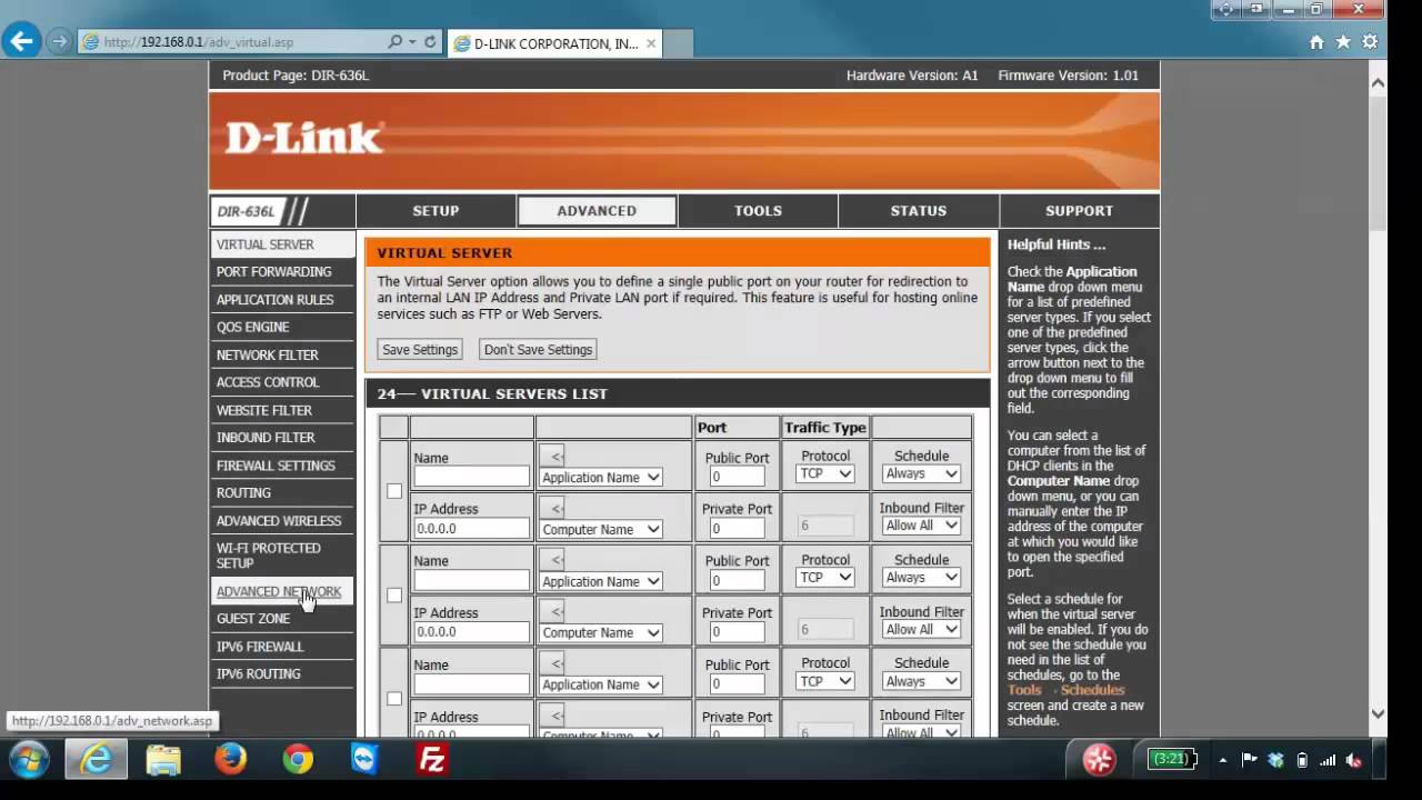 how to turn upnp on router