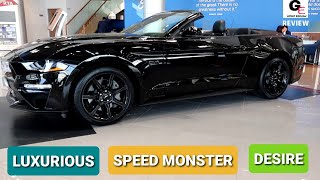 2020 Ford Mustang V8 Convertib…