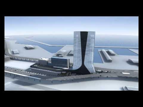 CMA CGM Tower Marseille Zaha Hadid