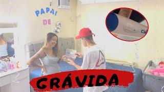 ESTOU GRÁVIDA!! *terceira gravidez*